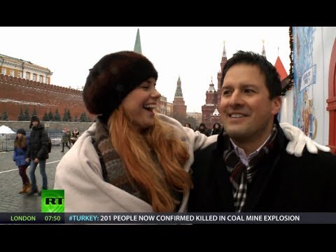 NewsTeam: On the ground in Kiev, Geneva, Moscow (E6)