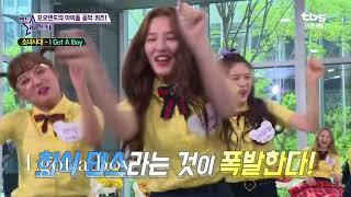 Kpop idol dance to SNSD songs