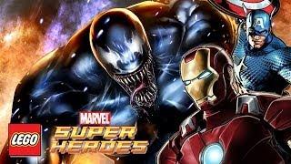 LEGO: Marvel Super Heroes Exploratory Laboratory (Free