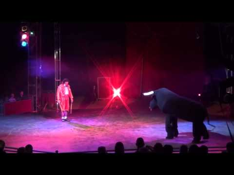 Bullfighting Parody