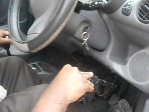 paraplegic driving with hand controls car