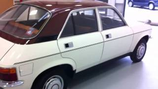 An amazing 5357 mile 1979 Austin Allegro 2 1300 Super Deluxe **SOLD**
