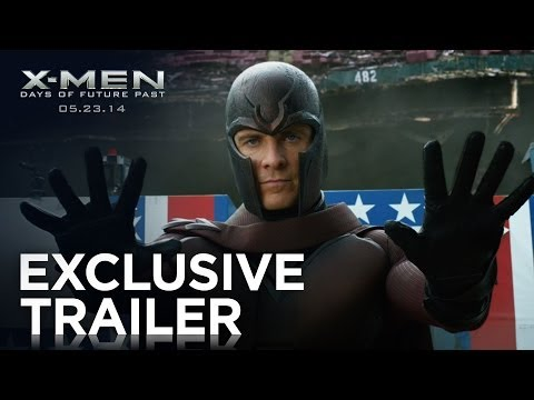 Trailer officiel X-Men- Days of Future Past