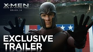 X-Men: Days Of Future Past Official Trailer 2 [HD