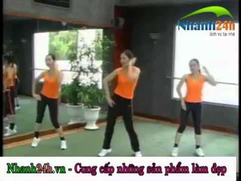 Bài tập làm đẹp, thể dục thẩm mỹ - Nhanh24h.vn