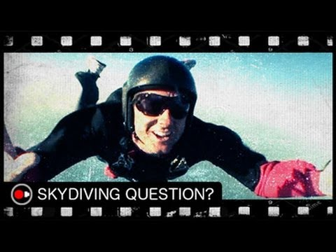 Got a Question about Skydiving?