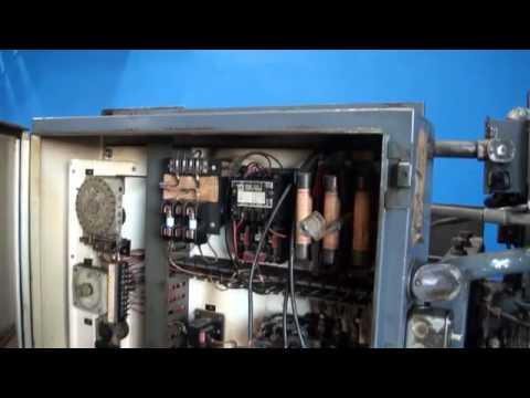 Waterbury 2-Die 4-Blow Farrel Universal Header