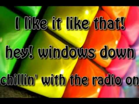Hot Chelle Rae – I Like It Like That Lyrics | Genius Lyrics