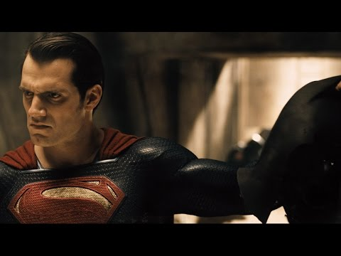 Batman v Superman : Dream Sequence,