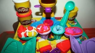 """Play-Doh"" Ice Cream Double Twister By Hasbro Play-Doh"