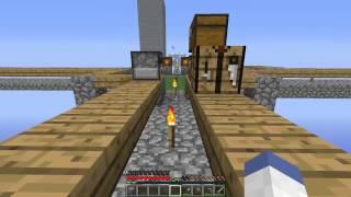 Minecraft SkyDen: EPIC TIMELASPSE! (Ep. 6)