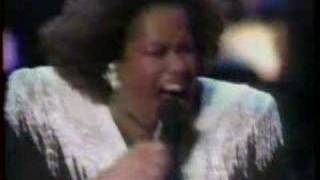 "Jennifer Holliday Singing ""And I'm Telling You (I'm Not"