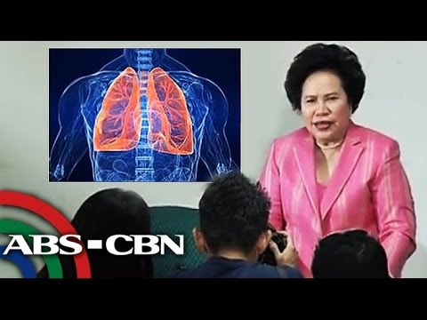 Secondhand smoke caused Miriam's cancer?