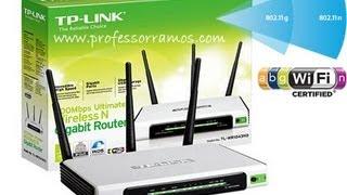 TPLINK Como Configurar O Roteador TL-WR1043ND Com Virtua