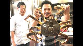MC VIỆT THẢO- CBL (663)- Ăn CUA HOÀNG ĐẾ (King crab) ở TÂN CẢNG NEWPORT SEAFOOD RERSTAURANT.