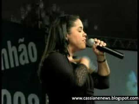 Cassiane - Hino da vitória (Ao vivo PB)