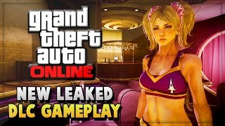 GTA 5 DLC Leaked - GTA V New DLC Comedy Club (GTA IV & GTA 5 Online Gameplay)