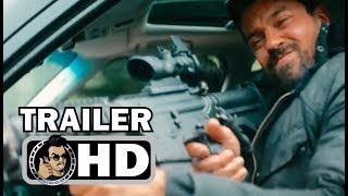 STRATTON Official Trailer (2017) Dominic Cooper Action Movie HD