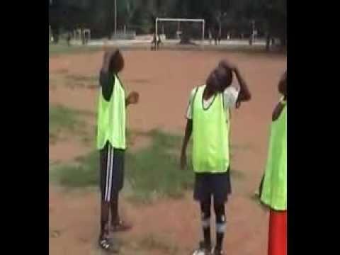 Peace Corinthians Soccer Academy Ghana (Part.2)