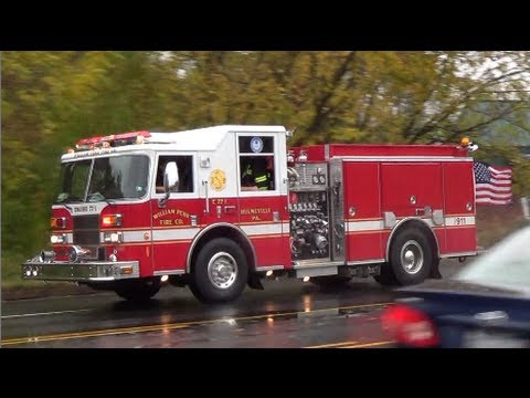 Firetrucks Responding --BEST OF 2013--