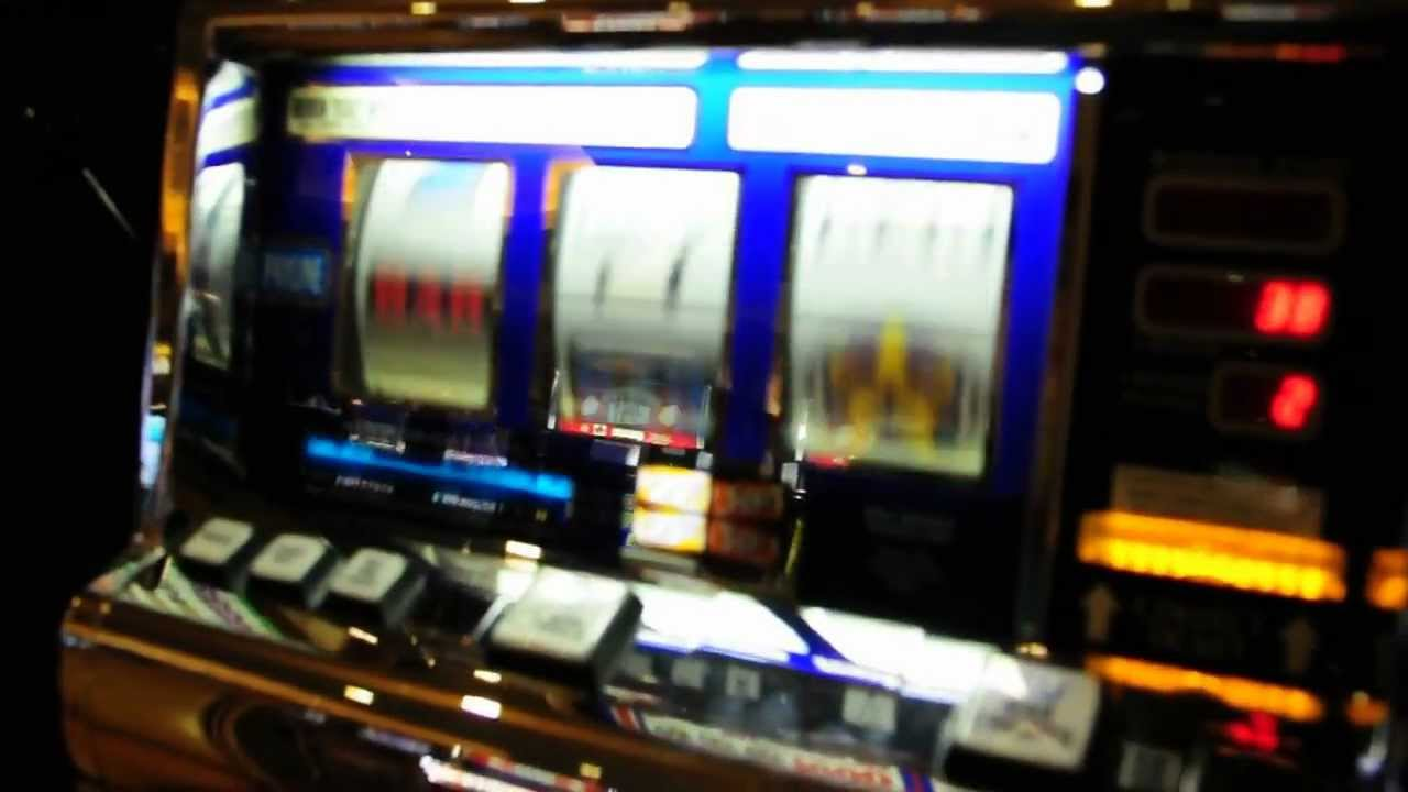 casino machines how to win