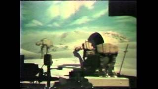 The Empire Strikes Back Featurette: How Walkers Walk with Dennis Muren