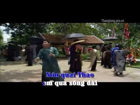 Mùa Xuân Quan Họ [MV Karaoke-Lyrics] | Trọng Tấn