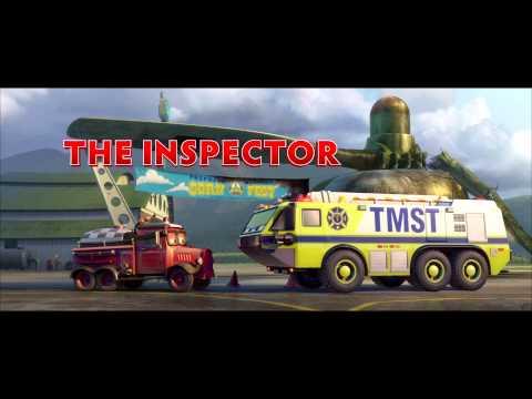 Lietadlá: Hasiči a Záchranári - filmový trailer