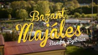 Bystrický Bažant Majáles 2016 bude 5.mája