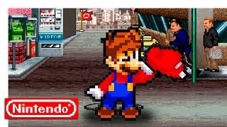 Super Mario Odyssey Retro version trailer | Nintendo Switch