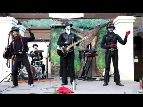 Steam Powered Giraffe: Honeybee -6beREEhHAP0