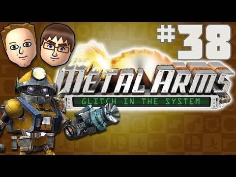 Metal Arms: Glitch in the System (Part 38) Just Floating There Menacingly - TSR Let's Play