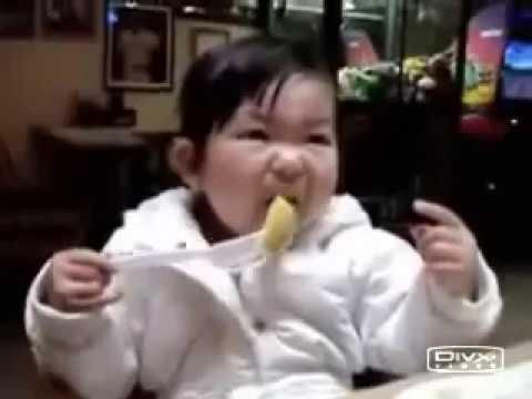 Teste do Limão........quanta ''maldade'' com as crianças