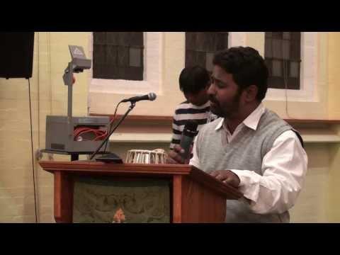 Ninnu Namminacho siggupadaneeyavu - Bro. Praveen Kumar at BMTC