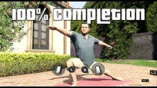 GTA V 100% Completion Guide (Part 2, Hobbies & Pastimes