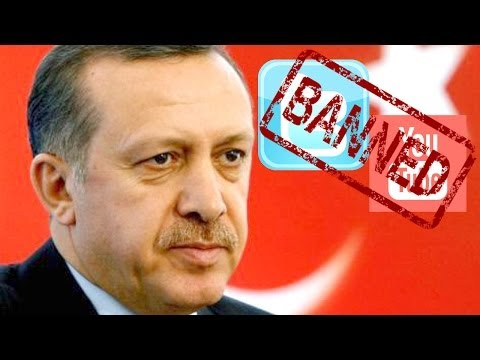 Youtube And Twitter Banned In Turkey
