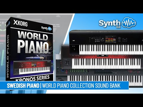 SSX-006 N-Piano Collection - Korg Oasys / Kronos / X / 2 ( Synthcloud )