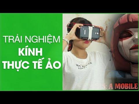 Kính thực tế ảo Noon VR, game kinh dị cùng Hà Ly - Tăng Volume lên nào!!! - MangoTV