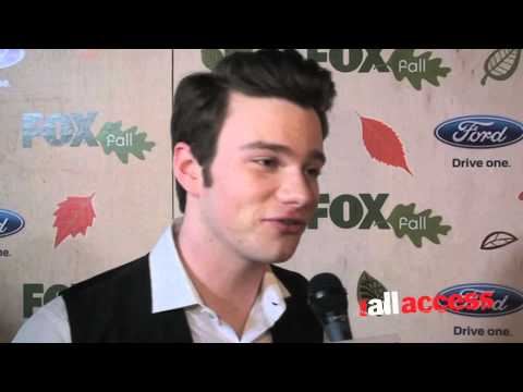 Chris Colfer of Glee is Quietly Becoming a Hollywood Mogul