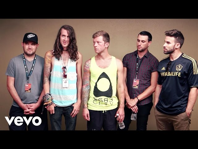 Mayday Parade - Vevo All Access: Mayday Parade