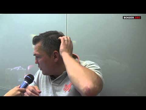 Dariusz Michalczewski: Adamek wyraźnym faworytem, Szpilce brakuje pokory