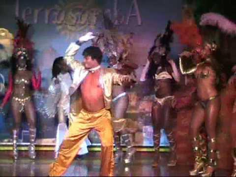 gruppo Brazil de Mulatas - Samba to maluco - ristorante Terra Samba Rimini italy.wmv