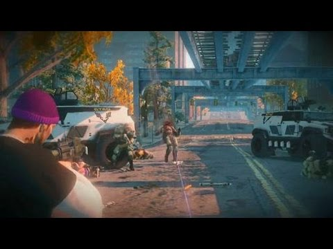 Saints Row 3 Gameplay Trailer -6c8IRvYa-NM