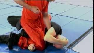 Wing Chun - yere düşmekten kurtulmak