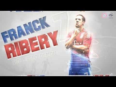 La technique de Ribéry