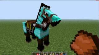 Como Domar Y Montar Un Caballo En Minecraft ( 1.7.4