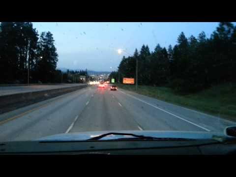Loud Jake brakes into Spokane