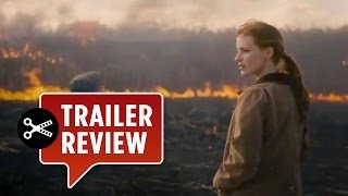 Instant Trailer Review: Interstellar Official Trailer #1 (2014) Christopher Nolan Movie HD