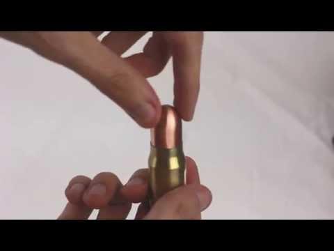 Mega Rounded Bullet Torch Flame Butane Lighter - BuyLighters.com