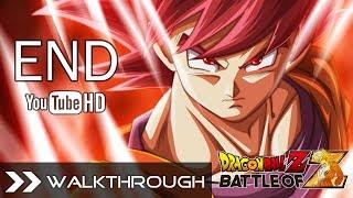 Dragon Ball Z Battle Of Z Ending Walkthrough Gameplay